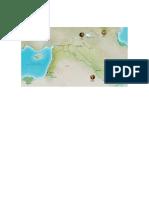 Mapa Mesopotâmia