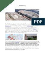 The Hamburg Port Authority