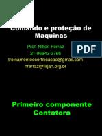 Comando e Proteção de Maquinas