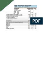 Costos Mano de Obra Capeco 01-06-17 Al 31-05-18