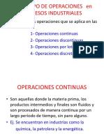 2s Pi Tipo de Operaciones