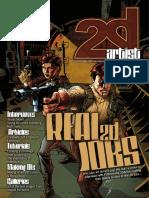 2DArtist Issue 011 Nov06