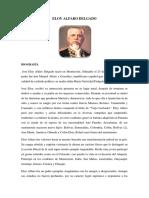 Biografia de Eloy Alfaro