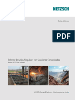 Netzsch Indústria de Minería