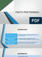 PARTO PRETERMINO.pptx