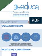 REEduca-Contaminacion Aire MINAM