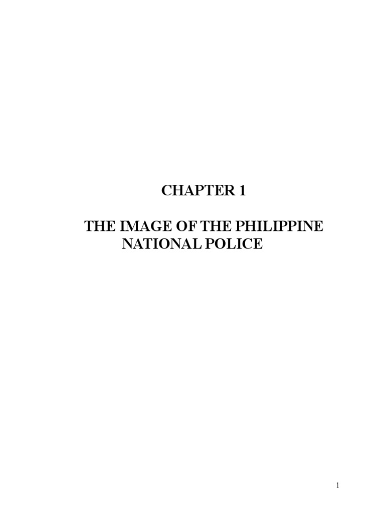 a closer look to the philippine national 2 police officer police