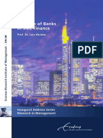Role of Banks in SME Finance