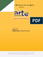 Educación artística y cultural en el contexto escolar en Europa