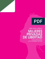 Mapa Socio-Jurídico Mujeres Privadas de Libertad
