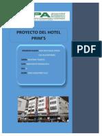 Proyecto Final de un hotel...