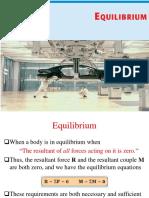 Problem Equllibrium