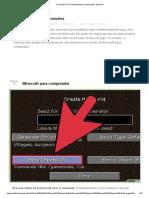 3 Formas de Se Teletransportar No Minecraft - WikiHow