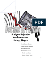 Proyecto Derrame de Petroleo