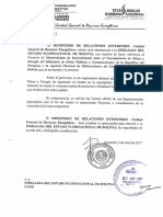 Nota 51 Mou Vmme y Anh Paraguay Bolivia