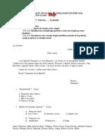 Model Test Sumativ, Cls. v, FR L2