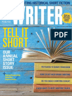 The Writer Vol.129 N 08 (August 2016)