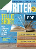 The Writer Vol.129 N 08 (August 2016)