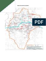 Mapa Distrito de Perene
