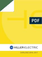 Catalogo Hiller Electric 2016