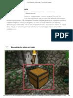 Como Fazer Selas No Minecraft_ 27 Passos (Com Imagens)