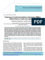 Research paper by Abdesamed and Wahab
