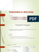 Paragraf & Wacana Final Ppt