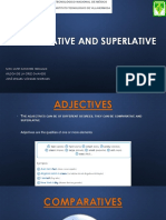 Comparative and Superlative (1)
