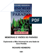 Richard Heinberg - Memorias e Visoes Do Paraiso (Rev)