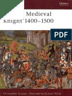 Osprey - Warrior 068 - English Medieval Knight 1400-1500.pdf