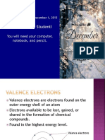 periodic families and valence electrons ppt 2016