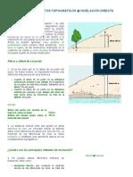 8 Levantamientos Topograficos - Nivelacion Directa_(Fao)