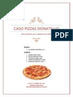5 Fuerzas de Porter-pizzas de Donatello