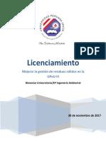 PROYECTO RESIDUOS SÓLIDOS UPEU V.1.docx