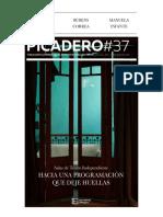Revista Picadero 37