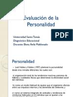 Clase 5 Personalidad y Preferencias Personales
