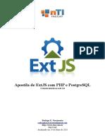 Apostila de ExtJS Com PHP e PostgreSQL v1.3