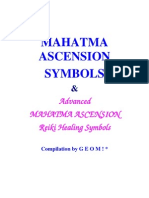 Mahatma Ascension Symbols