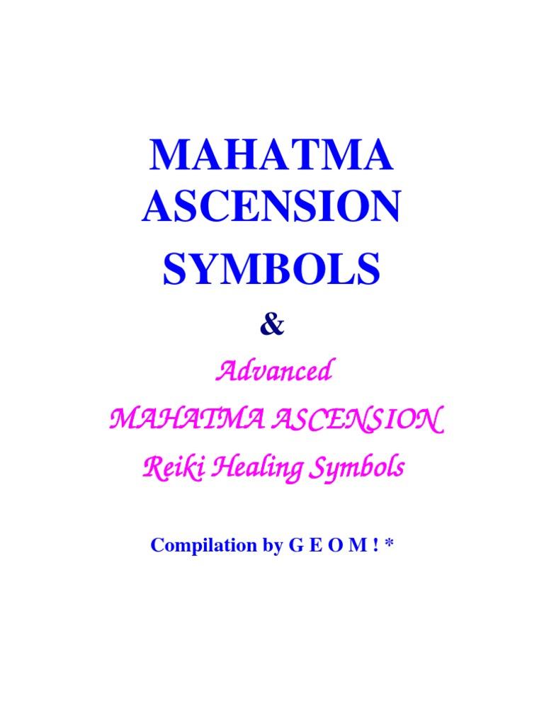 Mahatma ascension symbols qi reiki buycottarizona Gallery