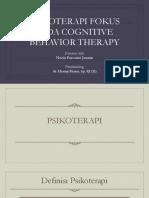 Referat Psikoterapi