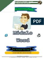2. Módulo Word 3ro