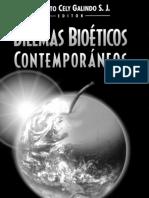 DILEMAS BIOÉTICOS CONTEMPORÁNEOS