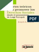 Aportes Teóricos Para La Promoción de Los Derechos Sociales. Joaquín Mejía