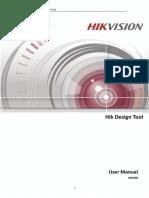 UD02500B_Baseline_User Manual of Hik Design Tool_V1.0_20160801