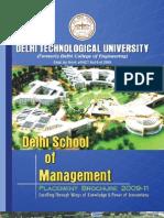 DSM_Placement_Brochure_2009