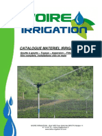 CATALOGUE Ivoire Irrigation