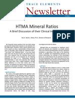 HTMA Mineral Ratios
