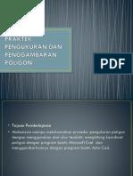 PRAKTEK PENGUKURAN DAN PENGGAMBARAN POLIGON.pptx