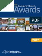 2017 Regional Economic Development Council Awards