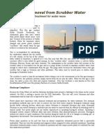 FGD Membrane Treatment Selenium Case Study